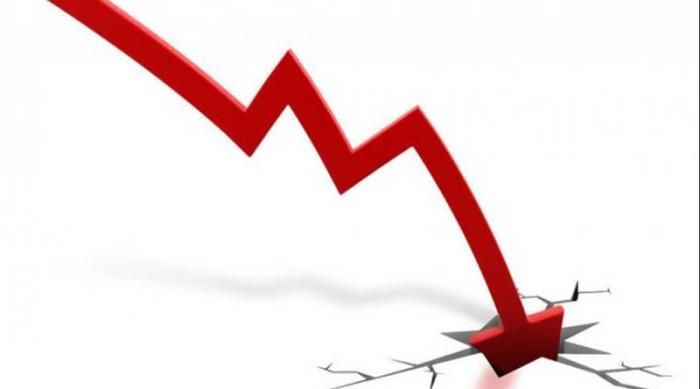 caida en ventas